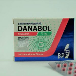 Danabol, metanabol od Balkan - kup metę online