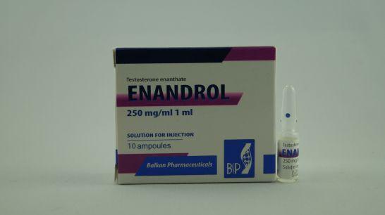 Testosteron Enanthate Balkan Enadrol