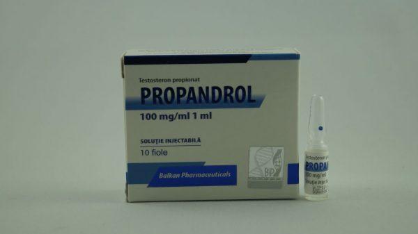 Propandrol testosteron propionate Balkan